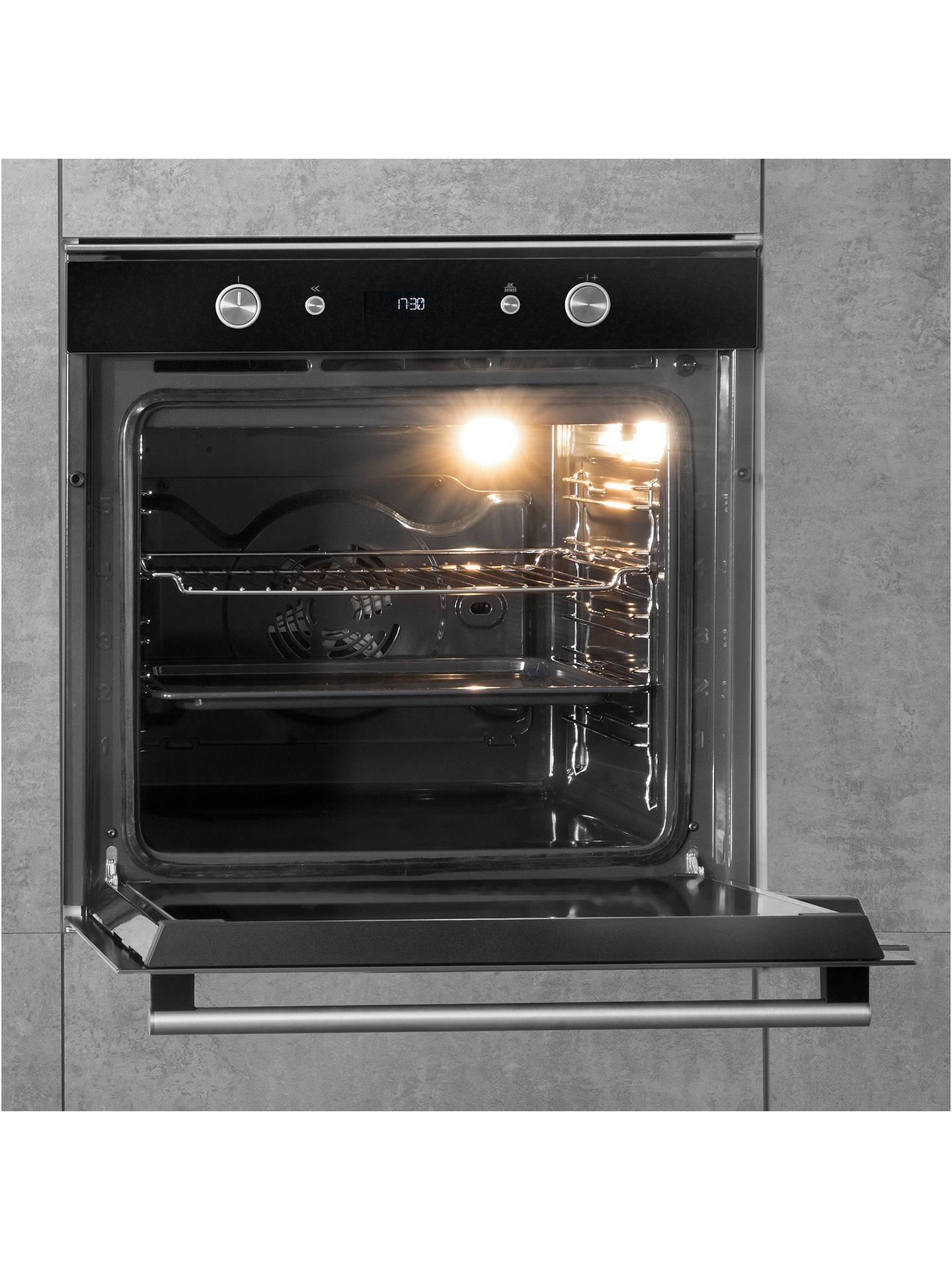 Hotpoint Si6864shix Class 6 Built In Single Oven