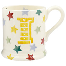 Buy Emma Bridgewater Polka Stars Alphabet Mug Online at johnlewis.com