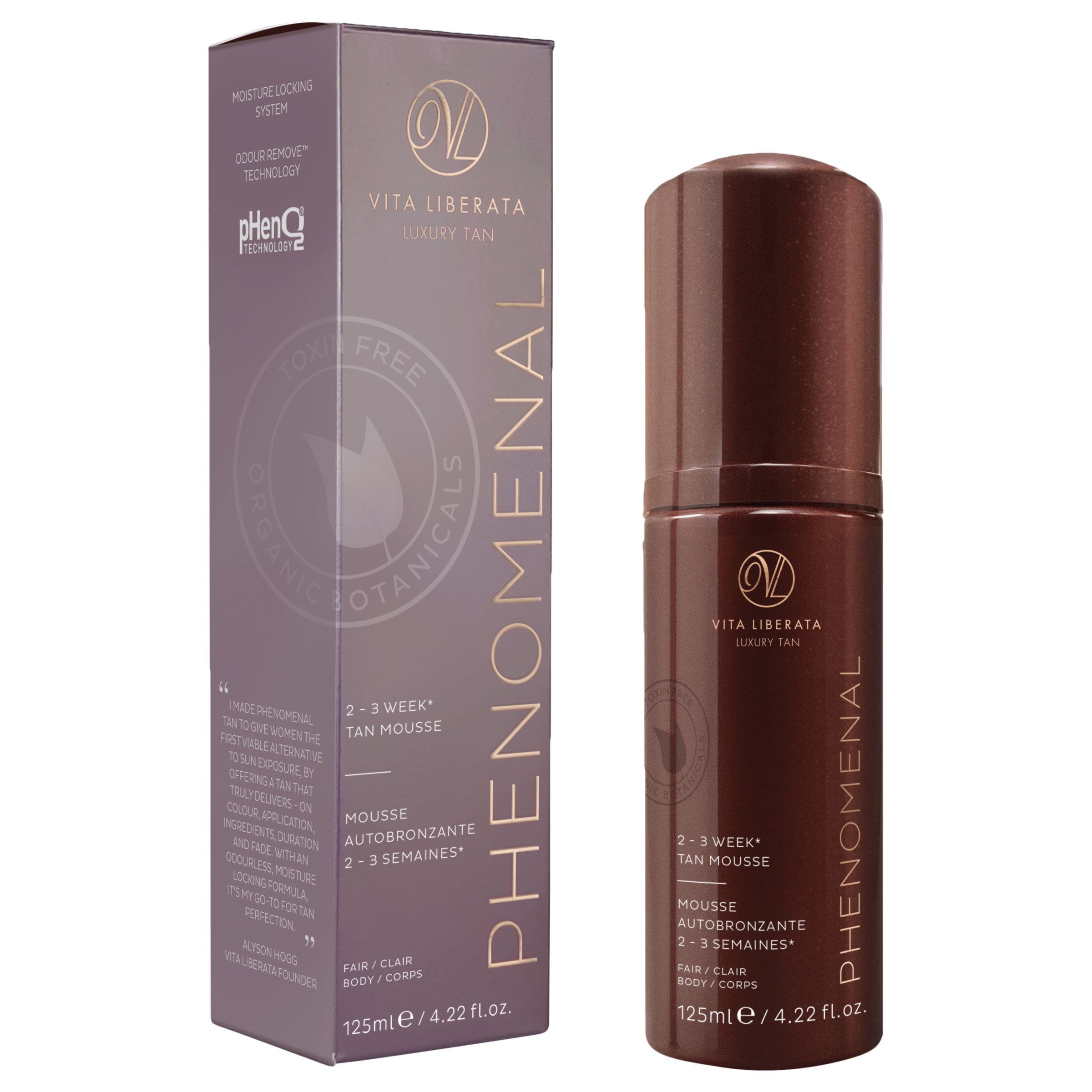 Vita Liberata Vita Liberata pHenomenal 2-3 Week Tan Mousse