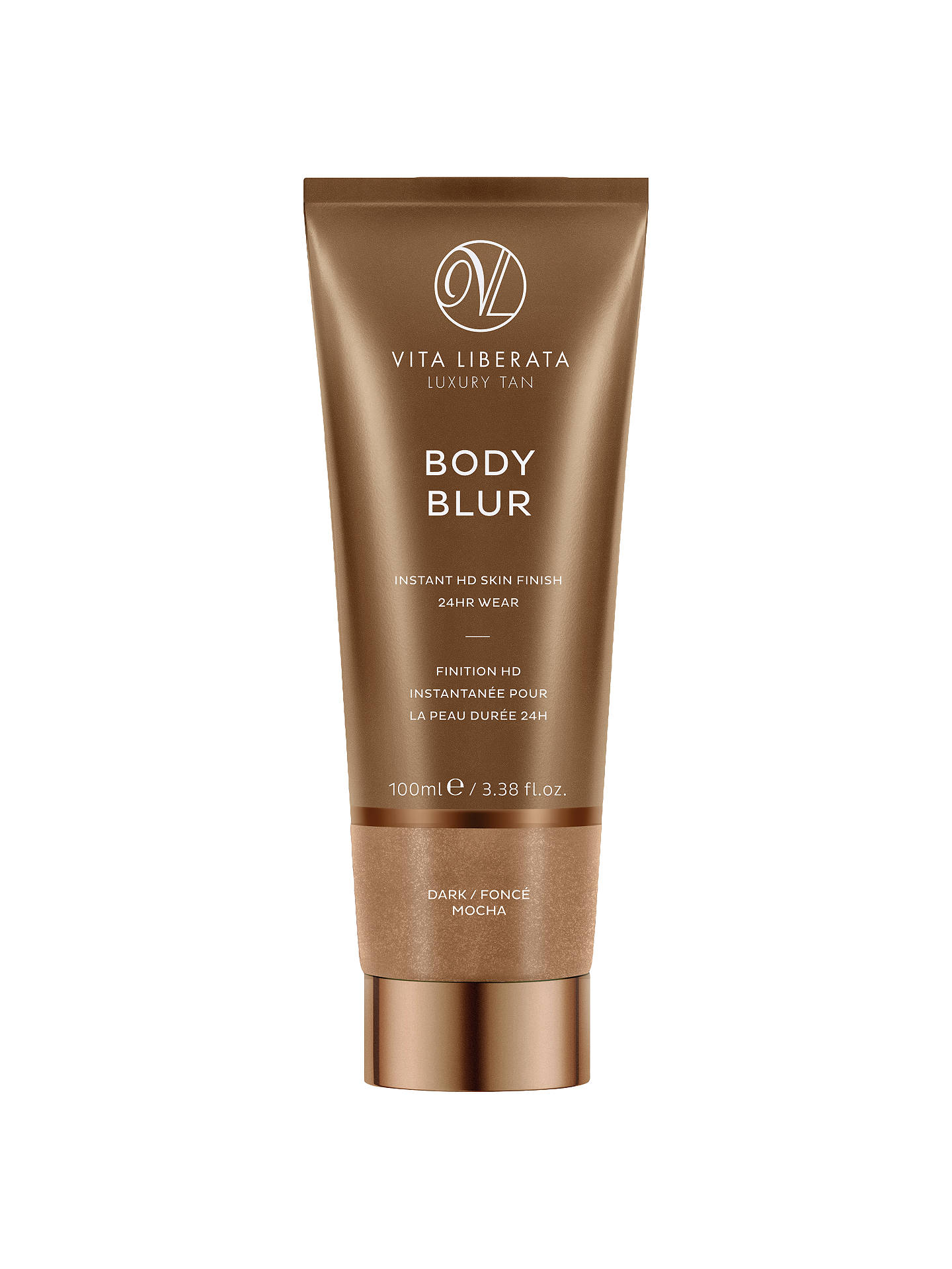 Buy Vita Liberata Body Blur Instant HD Skin Finish, 100ml, Dark Online at johnlewis.com