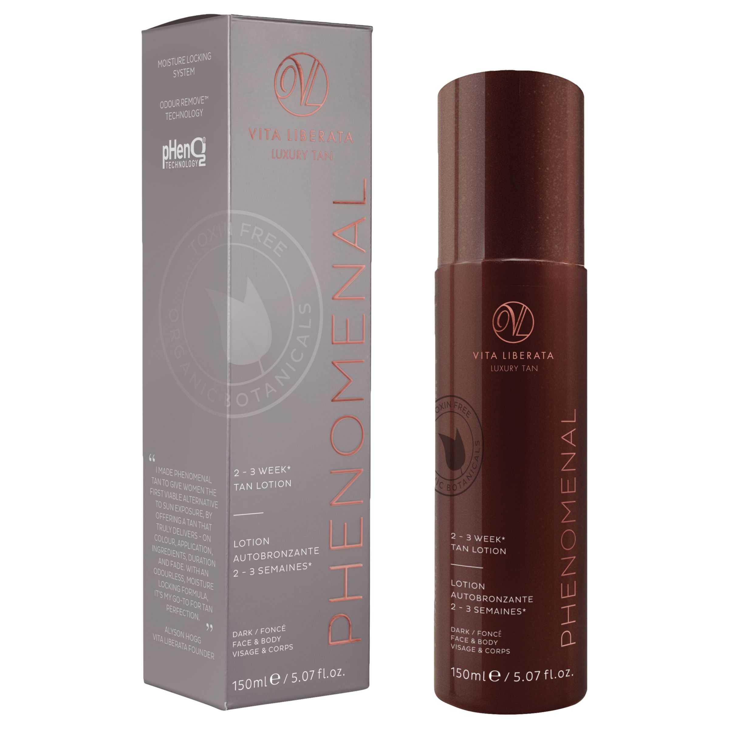 Vita Liberata Vita Liberata pHenomenal 2-3 Week Face & Body Tan Lotion, 150ml