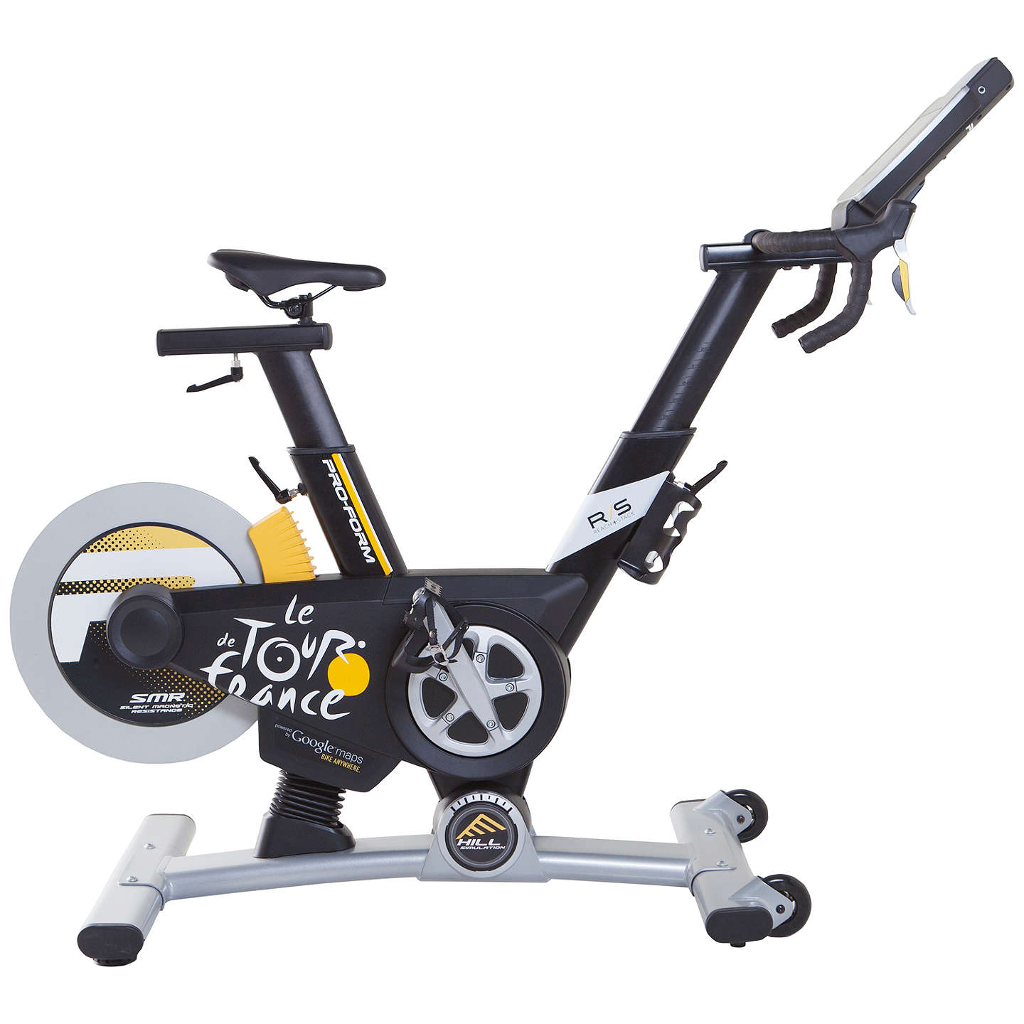 ProForm Tour De France Pro 5.0 Indoor Studio Bike, Black