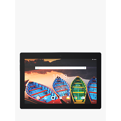 Image of Lenovo Tab 3 10 Plus Tablet, Android, Wi-Fi, 2GB RAM, 16GB, 10.1 Full HD, Slate