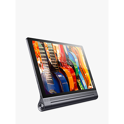 Image of Lenovo Yoga TAB3 Pro Tablet, Android, Wi-Fi, 10 QHD, 4GB RAM, 64GB Hard Drive, Puma Black