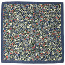 Buy John Lewis Cotton Ditsy Floral Pocket Square Online at johnlewis.com