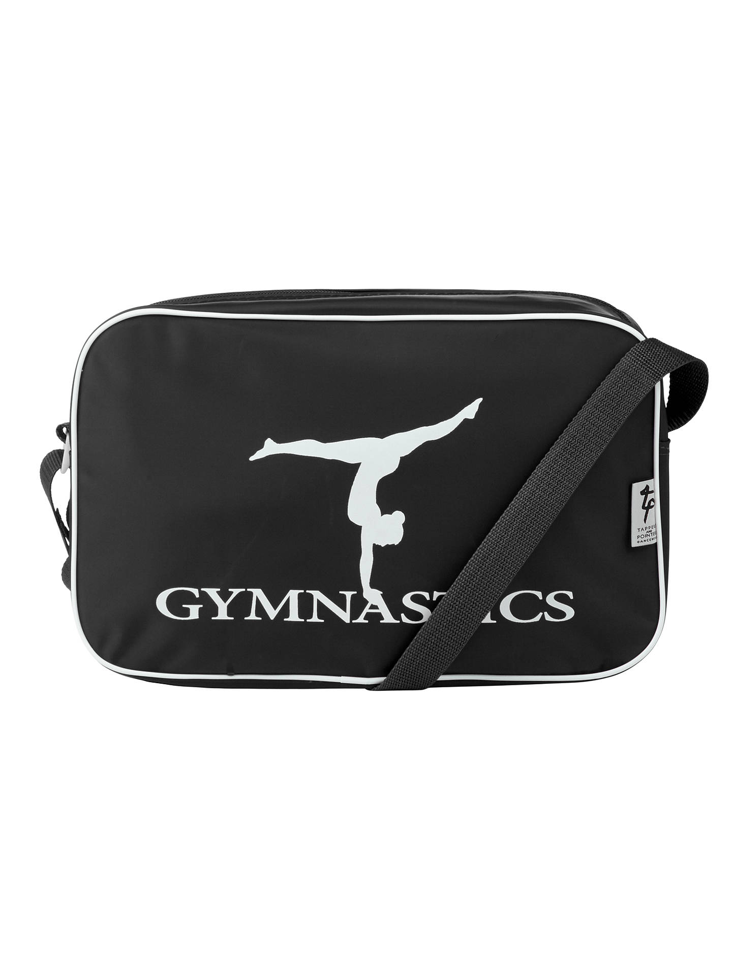 11e4e7061a Tappers and Pointers Gymnastics Shoulder Bag at John Lewis   Partners