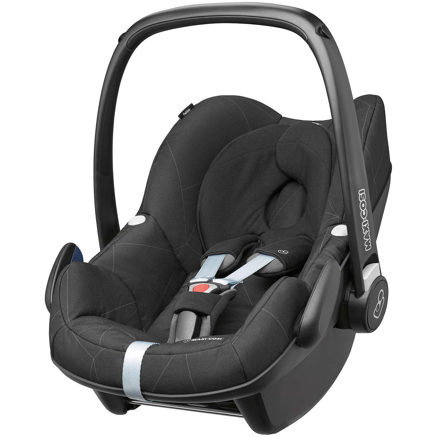 maxi cosi pebble group 0 baby car seat black diamond at john lewis. Black Bedroom Furniture Sets. Home Design Ideas