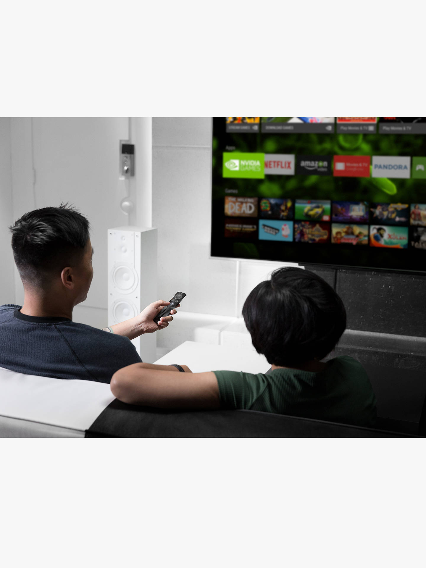 NVIDIA SHIELD TV Media Streamer, 16GB