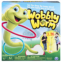 Buy Wobbly Worm Game Online at johnlewis.com