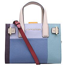Buy Kurt Geiger Hirizin London Saffiano Tote Bag, Multi Online at johnlewis.com