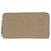 Buy Tula Rye Leather Matinee Purse, Beige Online at johnlewis.com