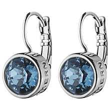 Buy Dyrberg/Kern Swarovski Crystal French Hook Drop Earrings Online at johnlewis.com