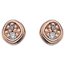 Buy Hot Diamonds Diamond Stud Earrings Online at johnlewis.com