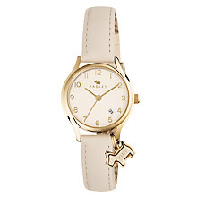 Buy Radley Women's Liverpool Street Mini Date Leather Strap Watch Online at johnlewis.com
