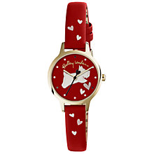 Buy Radley Women's Love Lane Leather Strap Watch Online at johnlewis.com