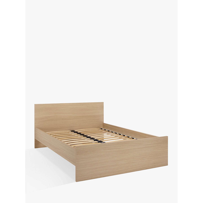 house by john lewis felix bed frame double at john lewis. Black Bedroom Furniture Sets. Home Design Ideas