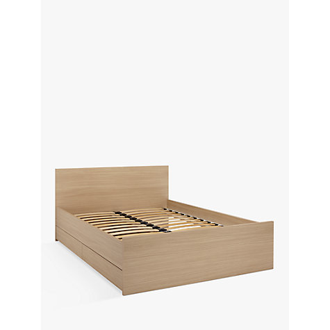 Buy House by John Lewis Felix Bed Frame, Double Online at johnlewis.com