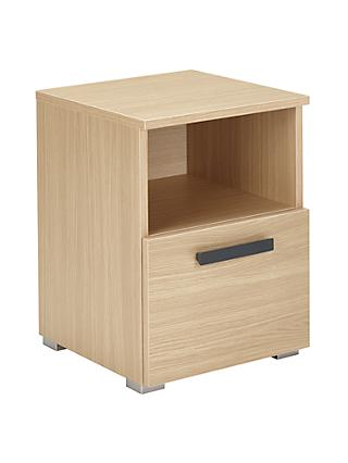 House By John Lewis Felix Bedside Table Fsc Certified