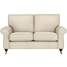 Buy John Lewis Hannah Medium 2 Seater Sofa, Castor Leg, Matilda Natural Online at johnlewis.com