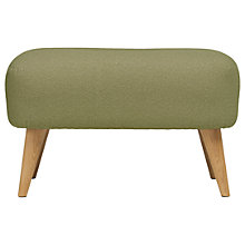 Buy Content by Terence Conran Marlowe Footstool, Green Online at johnlewis.com