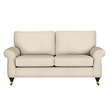 Buy John Lewis Hannah Large 3 Seater Sofa, Castor Leg, Matilda Natural Online at johnlewis.com