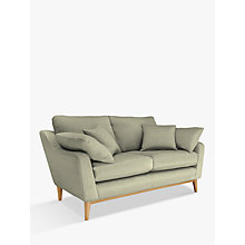 Buy ercol for John Lewis Salento 2 Seater Sofa, Oak Leg, Maria Eau De Nil Online at johnlewis.com