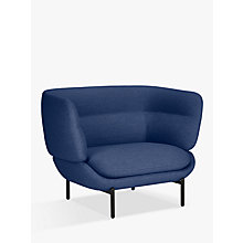 Buy Doshi Levien for John Lewis Pondok Snuggler, Black Leg Online at johnlewis.com