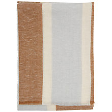 Buy French Connection Dael Bold Stripe Scarf, Multi Online at johnlewis.com
