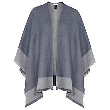 Buy Reiss Valerie Reversible Poncho Online at johnlewis.com