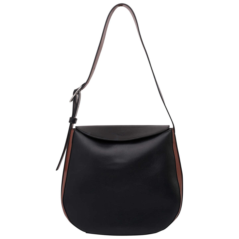 Womens Olivia Half Moon Bag Shoulder Bag French Connection wDXUEQT