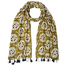 Buy White Stuff Magical Tree Scarf, Spring Garden Online at johnlewis.com