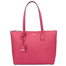 Buy kate spade new york Cameron Street Lucie Leather Shoulder Bag Online at johnlewis.com