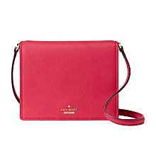 Buy kate spade new york Cameron Street Small Dody Leather Cross Body Bag Online at johnlewis.com