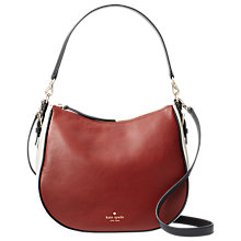 Buy kate spade new york Cobble Hill Mylie Leather Satchel Online at johnlewis.com