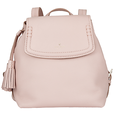 kate spade new york Orchard Street Selby Leather Backpack, Aunaturel