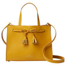 Buy kate spade new york Hayes Street Isobel Leather Small Tote Bag Online at johnlewis.com