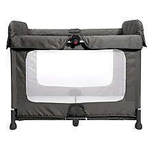 Buy SpaceCot Travel Cot, Grey Online at johnlewis.com