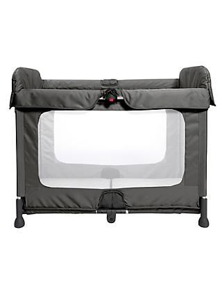 SpaceCot Travel Cot, Grey