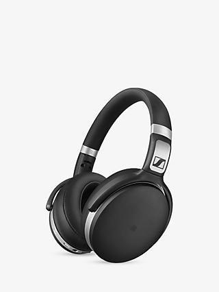 Sennheiser HD 4.50 Noise Cancelling Bluetooth/NFC Wireless Over-Ear Headphones with Inline Microphone & Remote, Black