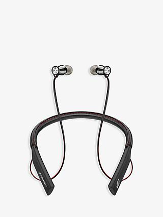 Sennheiser Momentum Bluetooth/NFC Wireless In-Ear Headphones with Mic/Remote, Black