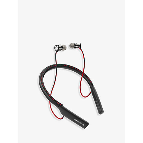 Buy Sennheiser Momentum Bluetooth/NFC Wireless In-Ear Headphones with Mic/Remote, Black Online at johnlewis.com