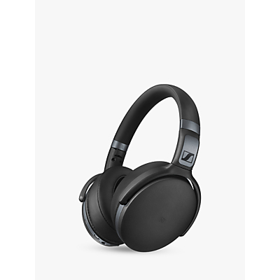 Image of Sennheiser HD 4.40 Bluetooth/NFC Wireless Over-Ear Headphones with Inline Microphone & Remote, Black