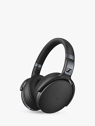 Sennheiser HD 4.40 Bluetooth/NFC Wireless Over-Ear Headphones with Inline Microphone & Remote, Black