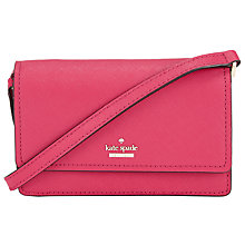 Buy kate spade new york Cameron Street Arielle Leather Cross Body Purse Online at johnlewis.com