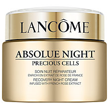 Buy Lancôme Absolue Night Precious Cells Recovery Night Cream, 50ml Online at johnlewis.com