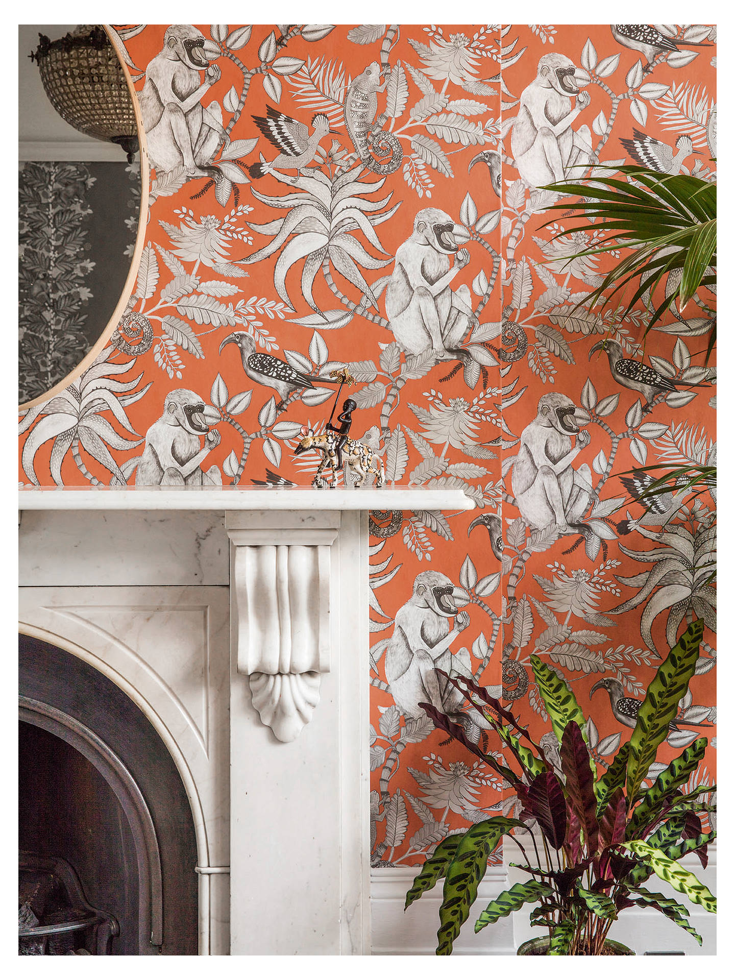 Buy Cole & Son Savuti Wallpaper, 109/1001 Online at johnlewis.com