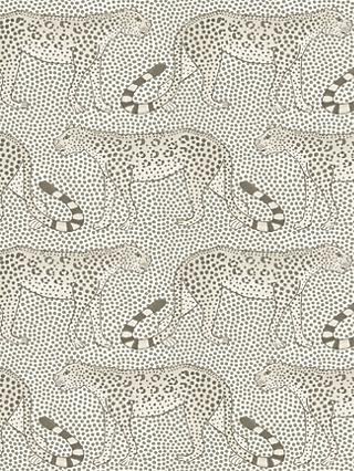 Cole & Son Leopard Walk Wallpaper