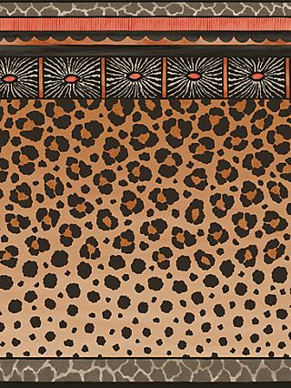 Cole & Son Zulu Border Wallpaper