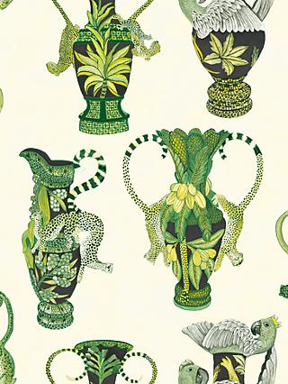 Cole & Son Khulu Vases Wallpaper