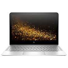 "Buy HP Envy 13-ab002na Laptop, Intel Core i5, 8GB RAM, 256GB SSD, 13.3"" Full HD, Natural Silver Online at johnlewis.com"